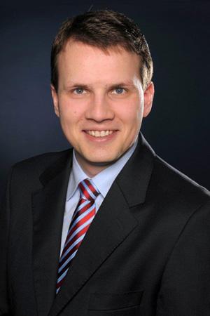 Bürgermeister der Stadt Dorsten Tobias Stockhoff