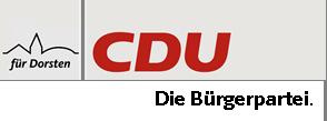 cdu-dorsten-logo